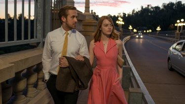 The characters played by Ryan Gosling and Emma Stone in La La Land are two likable idealists struggling against cold reality.