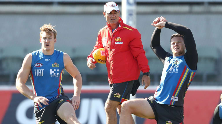 Rodney Eade says Lynch and May were the standout options.