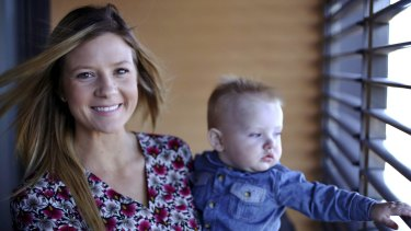 Teagan Couper was involved in a legal battle with CBA over her father's life insurance policy.