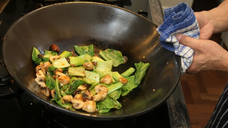 US researchers have found that making a stir fry could be bad for your health because, when the cooking oil and water in the vegetables combine, tiny particles of fat shoot into the air and could be hazardous if inhaled.