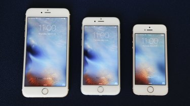 We already suspected the new iPhone would lose its headphone jack, but will its home button go as well? Pictured here are last year's 6S and 6S Plus, and this year's SE.