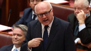 State and territory Attorneys-General have written to Senator George Brandis over a funding crisis for legal assistance.