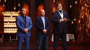 Masterchef is rating well, but Ten has entered a trading halt as it sorts out debt problems.