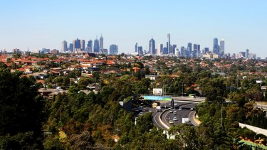 Melbourne is growing faster than Sydney.