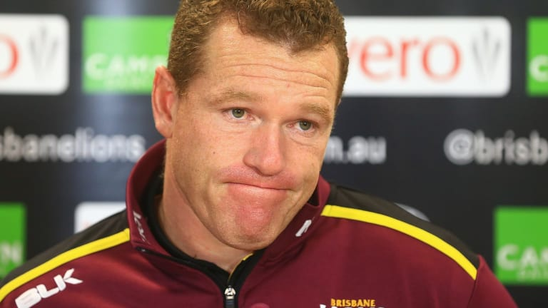 Leppitsch's sacking is the start of a club-wide review, said Sharpless.