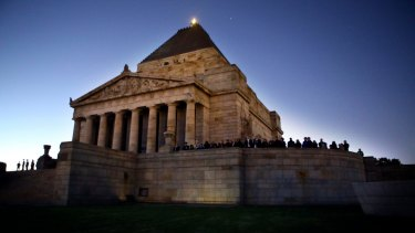 Police allege terror plot suspect drove past the Shrine to conduct reconnaissance on the site.