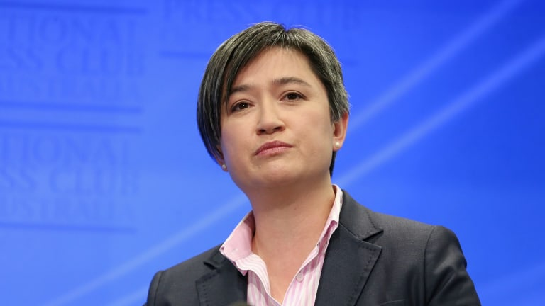 The point of freeing up trade is to improve local job opportunities - not to constrain them, says Senator Penny Wong.