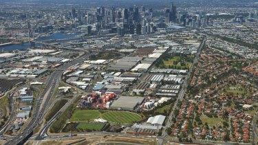 Fishermans Bend is Australia's largest urban renewal site.