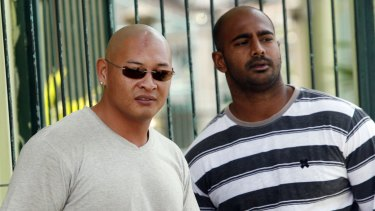 Australians Andrew Chan and Myuran Sukumaran were executed in Indonesia two years ago.