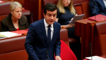 "Embattled Labor Sam Dastyari ""called away on business"" from ACCI speaking commitment."