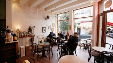 Best brekkie: Kirk's Wine Bar has an alter-ego   as a top