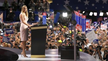 Ivanka Trump and her husband attempted to intervene in her father's flagging campaign.