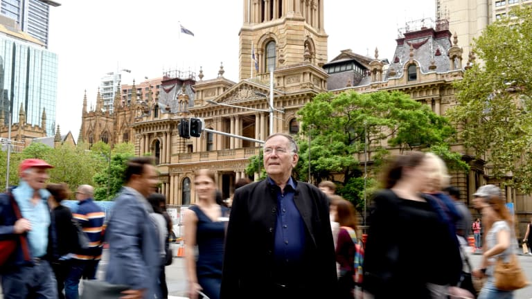 Gehl in Sydney, which he says has been badly damaged by high-rise development.