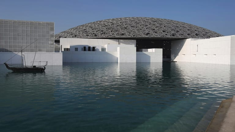 """During the past decade, Louvre Abu Dhabi's collecting policy has been aimed at creating a """"universal museum for the 21st century""""."""