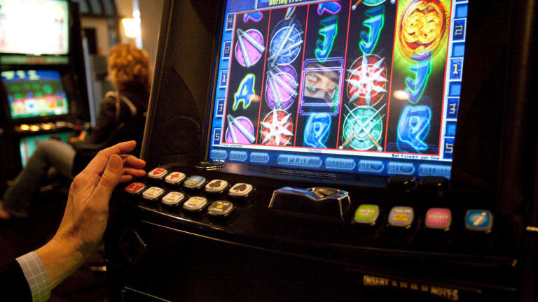Crown employees were allegedly told to tamper with the casino's pokie machines.