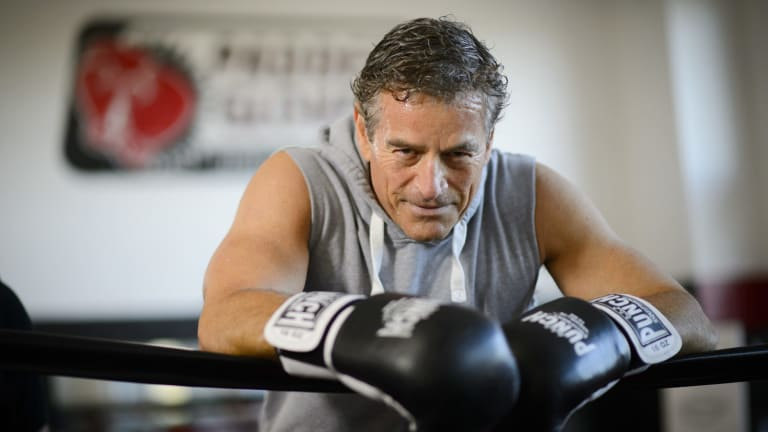 From <i>Celebrity Apprentice</i> to <i>The Mentor</i>, Mark Bouris is channel-hopping.