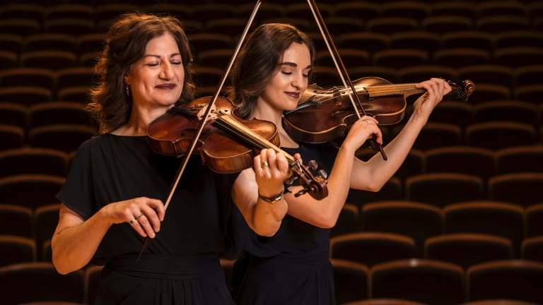 ABO veteran Monique O'Dea and her young colleague Natalia Harvey would relish a permanent home for the ensemble.