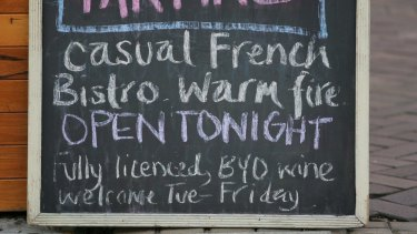 As liquor licenses become cheaper, fewer restaurants are opting for BYO-only licenses.