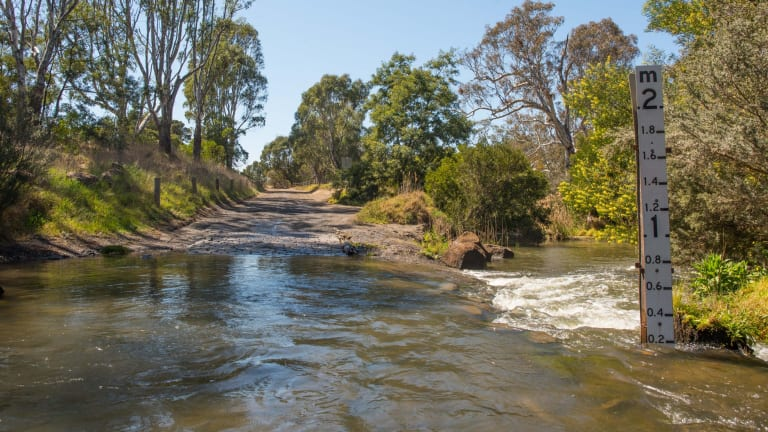 Cobbledick's Ford Streamside Reserve is one of Melbourne's true hidden secrets.