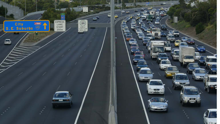 Work will begin on the widening of the Tullamarine Freeway on Tuesday.