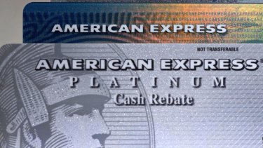 In four of the seven years, American Express received a tax refund rather than making a tax payment.