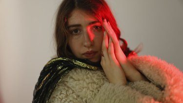 """Gabriella Cohen says, """"The songs just come to me – fully formed."""""""