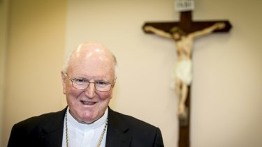Melbourne Archbishop Denis Hart has called for protection for faith-based groups that do not want to give adoption services to same-sex couples.