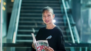 Winner of the 2018 Miles Franklin Literary Award Michelle de Kretser.