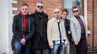 The resurrected Irish punk-pop band the Undertones perform in Australia this month.