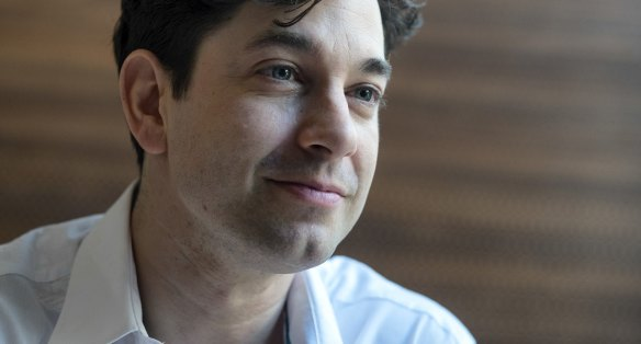 From Coyote Ugly to the UK's Got to Dance, Adam Garcia takes a Gene Kelly turn