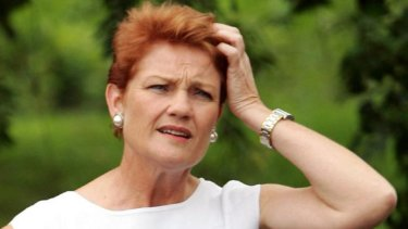 Pauline Hanson has lost her candidate for Currumbin, one day after he was announced.