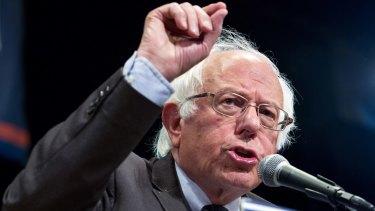 Bernie Sanders railed against the big banks.