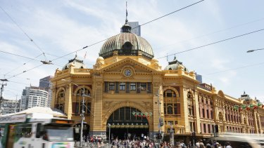 Melbourne is on track to become the nation's biggest city