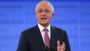 The Turnbull government will windback superannuation concessions for high-income earners.
