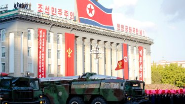 Spies are on par with generals in North Korea.