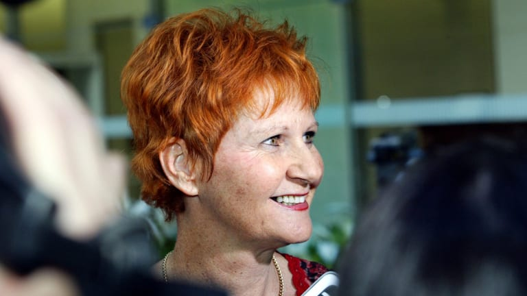 Pauline Hanson's sister, Judy Smith, is next in line after Fraser Anning.