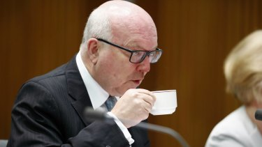 """The National Program for Excellence in the Arts, established under George Brandis, was labelled a """"slush fund""""."""