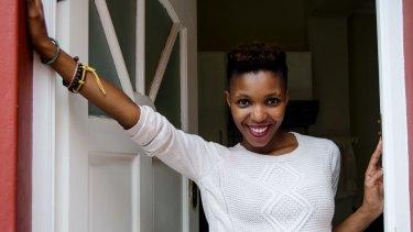 Thandi Ntuli, part of Johannesburg's new musical golden age.
