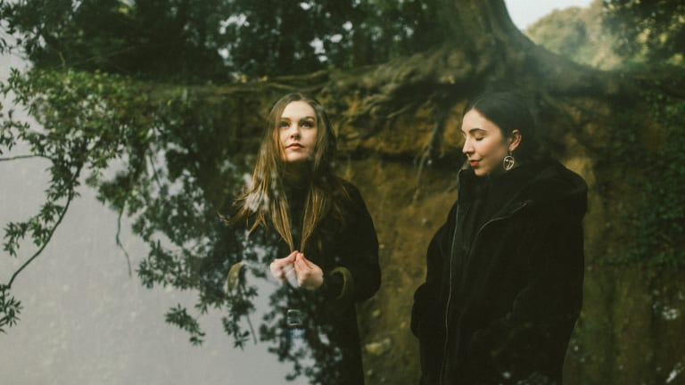 Saint Sister: the most beautiful sound to come out of Ireland since Clannad and Enya.