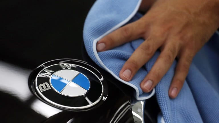 Ernst & Young looked at a number of BMW customer files that threw up red flags.