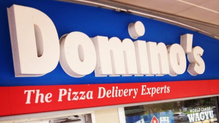 Dominos will only be accepting pick up orders for the Withers area until they can consult with police.