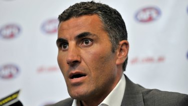 The AFL is in the process of appointing a new chief Indigenous advisor after Jason Mifsud's departure in January.