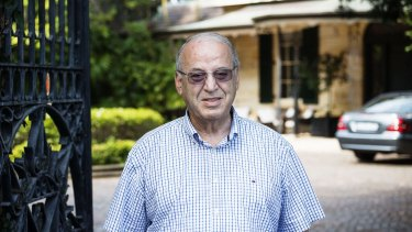 Disgraced former MP Eddie Obeid has family and business links to the function centre.