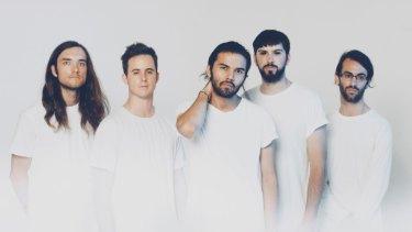 Australian metalcore band Northlane.