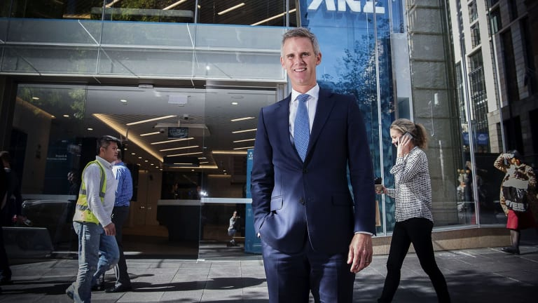 "Fred Ohlsson, ANZ's head of retail and commercial banking in Australia, said the Android equivalent would be turned on ""mid this calendar year – that is still the plan with Google""."