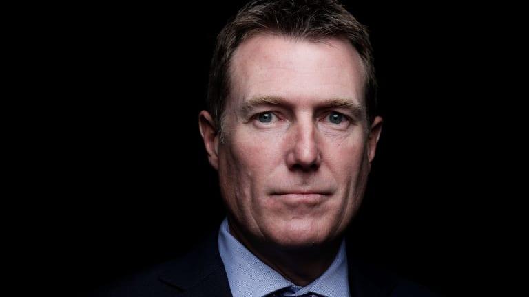 New Attorney-General Christian Porter.