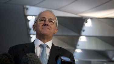 While Malcolm Turnbull is likely to be returned as Prime Minister, he faces a triple-threat to his leadership.