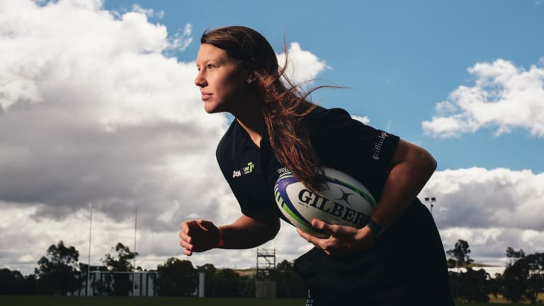 United States World Cup star star Abby Guastaivis has moved to Canberra.