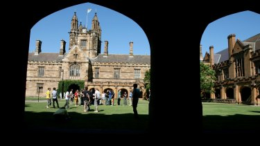 The University of Sydney wants changes to the ATAR system.