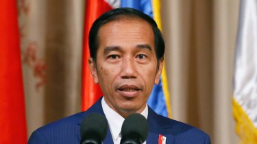 "Indonesian President Joko ""Jokowi"" Widodo's decree gives the government the power to ban radical organisations, in a move aimed at outlawing groups behind an apparent rise in the political clout of hard-line Islam."